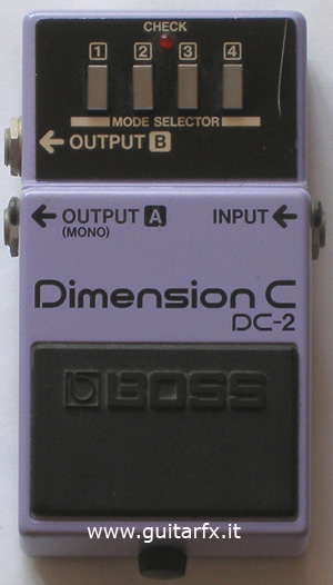DC2 Dimension C (Boss)