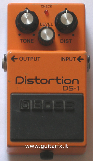 DS-1 Distortion (Boss)