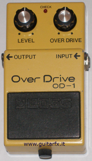 OD-1 Over Drive (Boss)