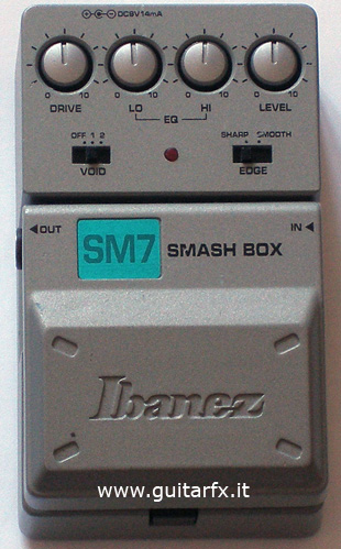 SM7 Smash Box (Ibanez)