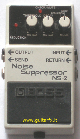 NS-2 Noise Suppressor (Boss)