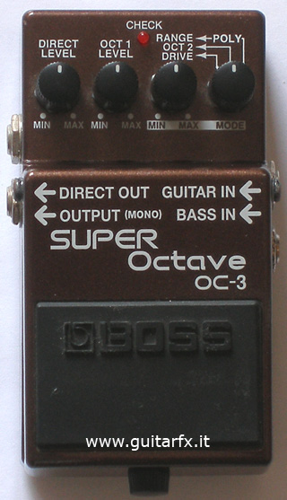 OC-3 Super Octave (Boss)