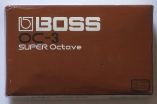 OC-3 Super Octave (Boss) Box